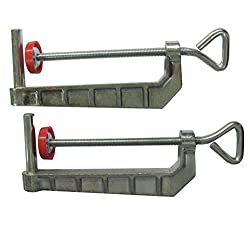 Connex COXT864020 Table Clamps, Multicolored, Set of 2 Pieces