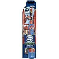 Cepillo de dientes Power Kids con diseño de la película Cars, a pilas, Oral B Advance, de Braun