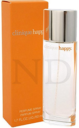 Happy Ladies Fragrance Perfume Spray Womens Body Mist Cologne Scent For Her 50ml