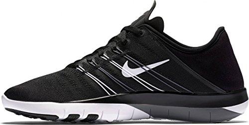 Nike Free Trainer 6, Chaussures de Fitness Femme Noir (Noir / Blanc-Cool Grey)