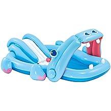 Piscine Intex 57150NP enfants et de jeu centre Hippo