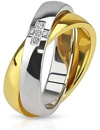 suchergebnis auf f r breiter goldring ring. Black Bedroom Furniture Sets. Home Design Ideas