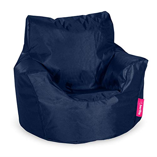 Big Bertha Original, Lehnstuhl Sitzsack Kinder Outdoor, Marinblau