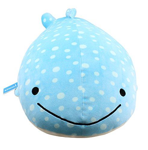 Order Blue Whale Shark Soft Toy Plush Big Hugging Pillow Animal Fish