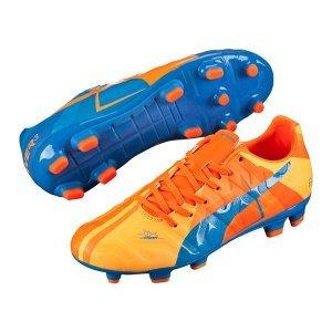 Puma evoPower 3 H3H Tricks FG JR Fußballschuhe Kinder