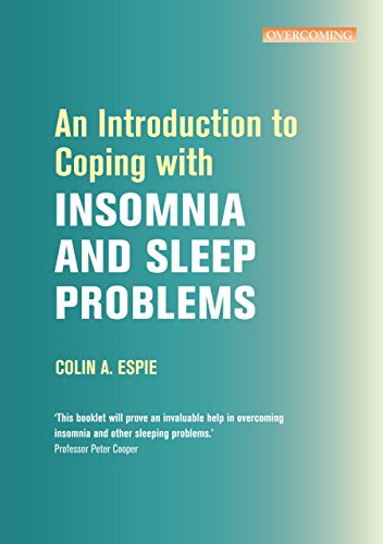 An Introduction to Coping with Insomnia and Sleep Problems (Overcoming: Booklet series) by Colin Espie (26-May-2011) Paperback