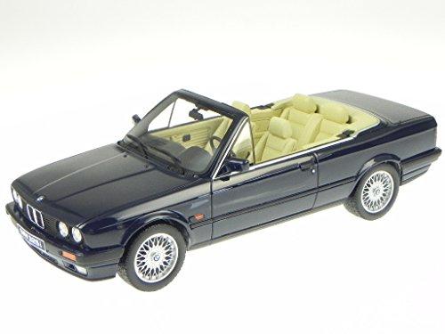 Preisvergleich Produktbild BMW e30 325i Cabrio blau Modellauto T114 Otto 1:18