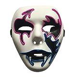 Watopi♥ ♥ Elegante Maschera Veneziana a Forma di Farfalla con Fiore, in Lamina Dorata e Argento, per Halloween, per Feste in Maschera, Carnevale, Ballo in Maschera, Bar, Feste in Maschera E