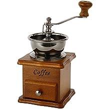 ZULUX Vintage Manual Coffee Grinder ceramica conico