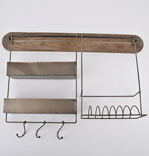 wand-untensilo-memo-vintage-design-metall-grau-gold-memotafel-board-72x41x14cm