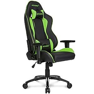 Akracing Gaming Stuhl NITRO grün/schwarz