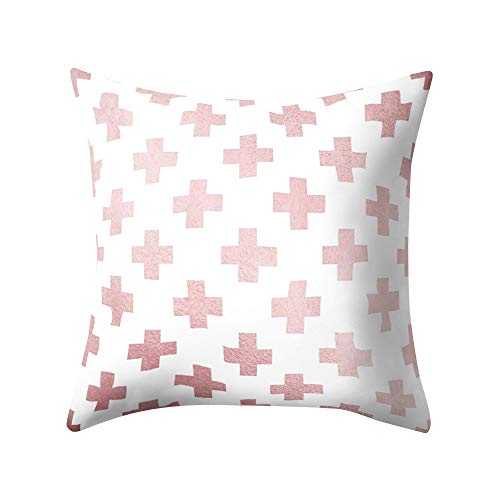Taie d'oreiller carrée décoration de la Maison trada Moderne Taie d'oreiller de Décoration de la Maison Voiture Lit Canapé