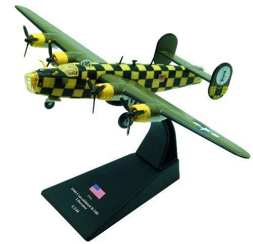 Consolidated B-24D Liberator diecast 1:144 model (Amercom LB-5)