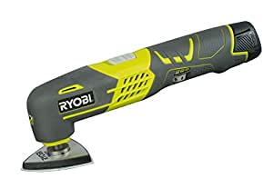 Ryobi 5133001154 Akku-Multitool Typ RMT12011L 12 V, Schwarz, Gelb