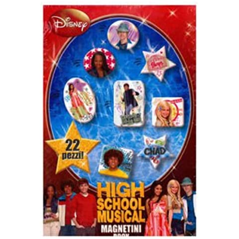 HIGH SCHOOL MUSICAL MAGNETINI LSC27583