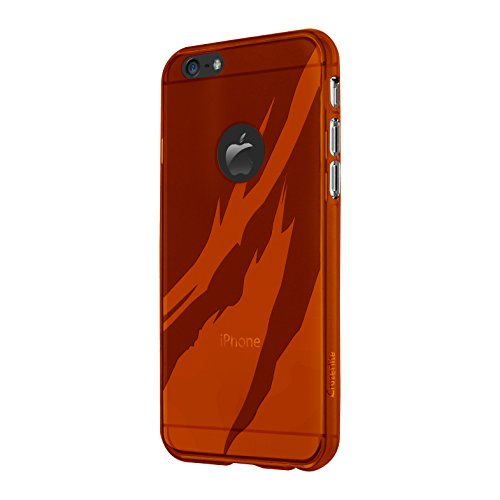 Flame Case for Apple iPhone 6 (4.7 Model) smoke orange