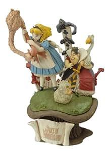 Disney Characters Formation Arts - Alice's Adventures in Wonderland (6pcs)