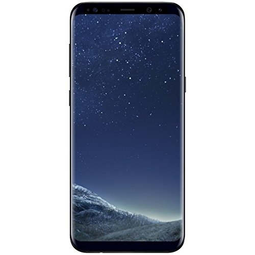 Samsung Galaxy S8 + 64 GB, Midnight Black