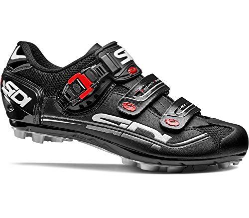 Sidi MTB Eagle 7 Fahrradschuhe Herren black/black Größe 44 2017 Mountainbike-Schuhe