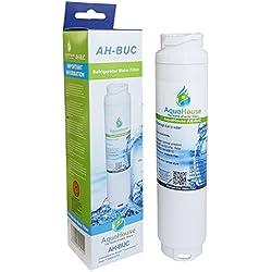 AquaHouse filtro per l'acqua compatibile per Bosch Ultra Clarity 644845, Neff, Siemens, Miele Gaggenau Frigorifero
