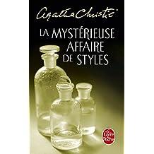 La Mysterieuse Affaire de Styles (Ldp Christie)