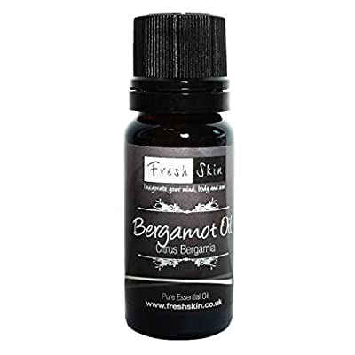 10ml Bergamot Pure Essential Oil