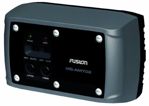 Fusion True Marine IP65Full Range d-Class 2Kanal Verstärker-Schwarz/Silber - Fusion Marine Audio
