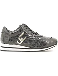 Liu Jo Sneaker Mujer Glicine Running Action Pitone Negro 8fda6afa6f6