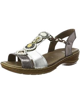 ara Hawaii Damen Knöchelriemchen Sandalen