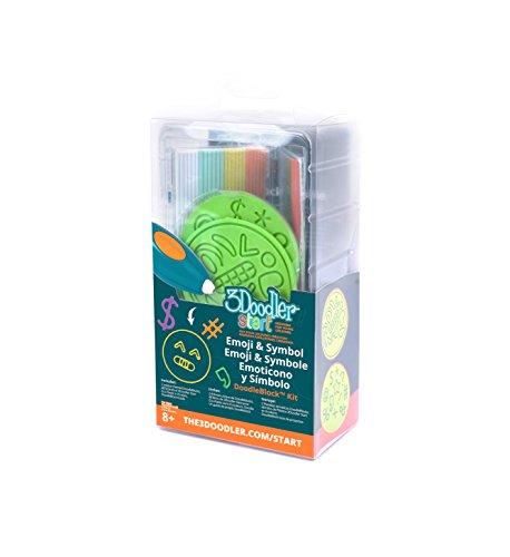 3Doodler Start Emoji & Symbol Kritzel Block Kit - 5
