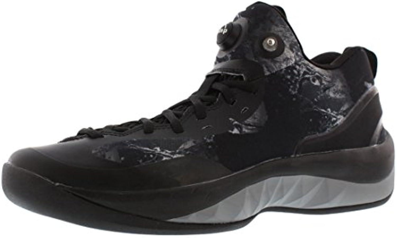 Reebok Herren Basketball Zpump Rise  Wasser Pack Schuhe Schwarz