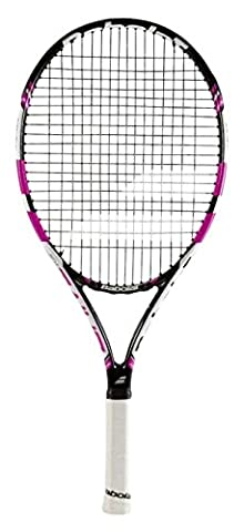 BABOLAT Pure Drive Junior 28 Tennis Rackets, Unisex Children, black/pink, 1