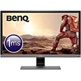 BenQ EL2870U 70,61 cm (28 Zoll) LED Gaming Monitor (HDMI, 4K UHD HDR Eye-Care, Free-Sync, B.I. Plus Sensor, Display Port, 1ms Reaktionszeit)