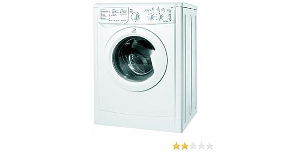 Indesit iwc 6165 de waschmaschine frontlader 1.02 kwh a 10