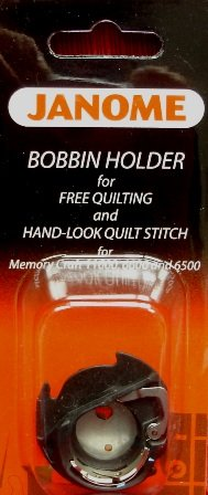 Bobbin Case for Free Motion Quilting (Cat