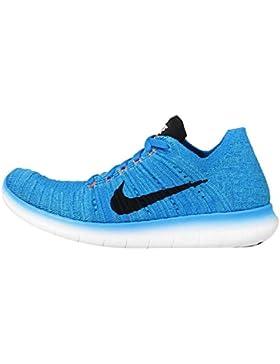 Nike Jungen Pht Blue/Blck-Gmm Bl-Ttl Orng Laufschuhe