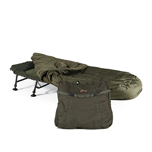 Cyprinus Base Sleep System And Bag Combo Deal Test