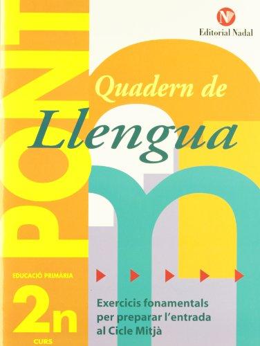 Pont llengua, 2 Educació Primària (pas de 2n a 3r cicle) editado por Nadal-arcada s.l.