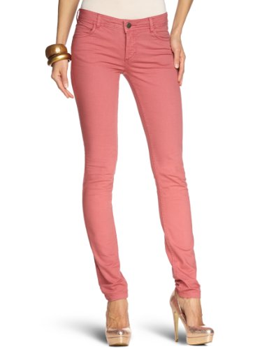 GESTUZ - Pantaloni, Donna, Rosa (Pink (110 as sample)), 42 IT (28W/34L)