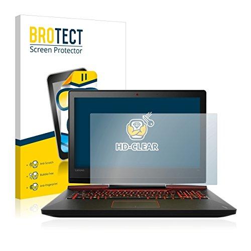 BROTECT HD Clear Displayschutz Schutzfolie für Lenovo IdeaPad Y900 (17.3) (kristallklar, extrem Kratzfest, schmutzabweisend)