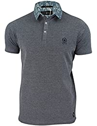 Crosshatch - T-shirt polo pour hommes