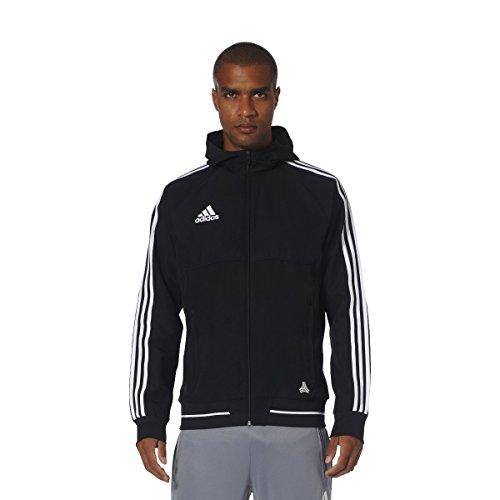 Adidas Tango Cage Woven giacca, Uomo, Tango Cage Woven, Black, M