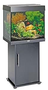 Juwel Aquarium 54300 Unterschrank Lido 120 SB, schwarz