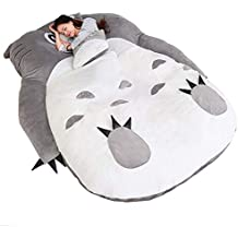 WJHW Totoro Colchones para Cama,Colchón Tatami,Sofás salón,Colchón,Acolchado,