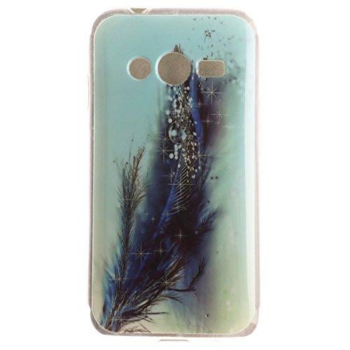 Voguecase® Per Samsung Galaxy Trend 2 Lite SM-G318H, Custodia Silicone