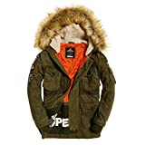 Superdry Rookie Heavy Weather Parka Dirty Khaki (L)
