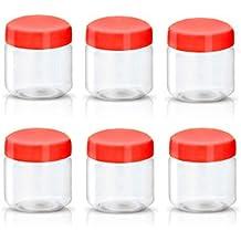 100% qualità nuovi prezzi più bassi codici promozionali contenitori plastica con tappo - Ammissibili di ... - Amazon.it