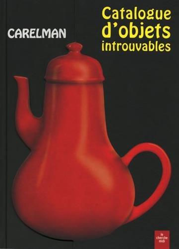Catalogue d'objets introuvables [NE]