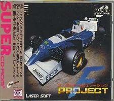 PC Engine CD - F-1 Team Simulation: Project F [VERSION JAPONESA]