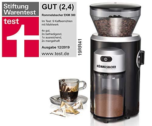 ROMMELSBACHER EKM 300 elektrische Kaffeemühle